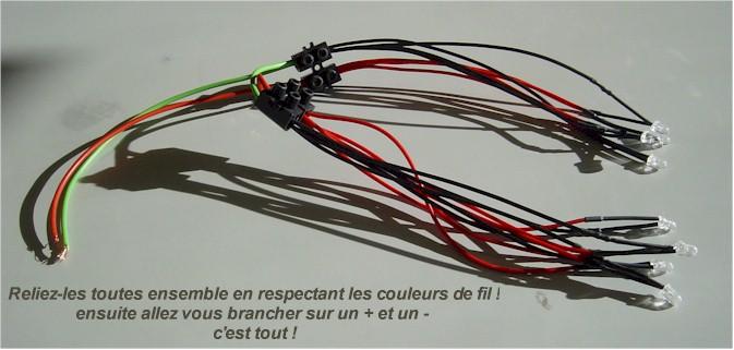 [TUTO] [REPORTAGES PHOTOS] Remplacement ampoules tableau de bord - Page 3 Leds_a10