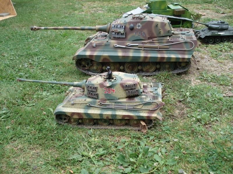 véhicules aux 1/10 ème Tigre215