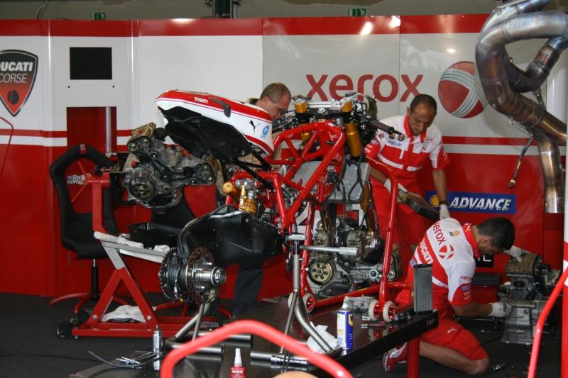 MISANO WSBK 2009 Xer310