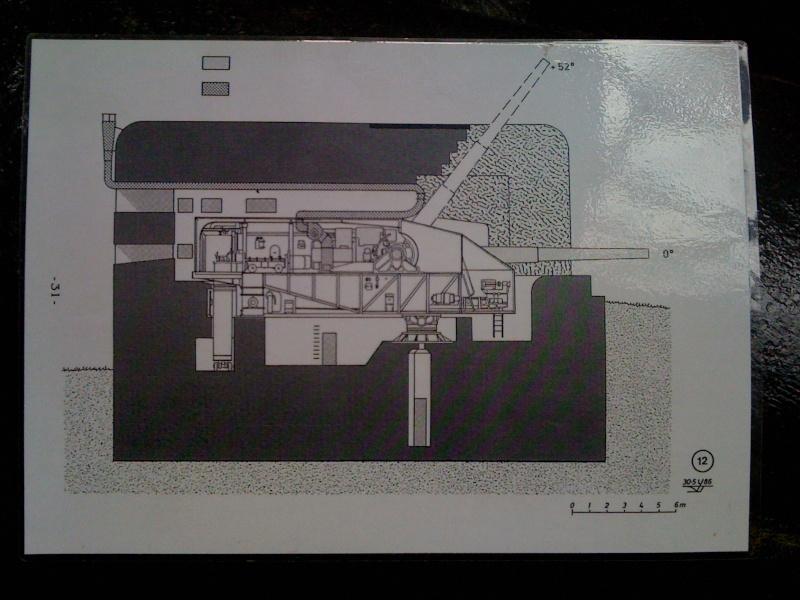 Le Musée du Mur de L'Atlantique - Batterie Todt Img_0011