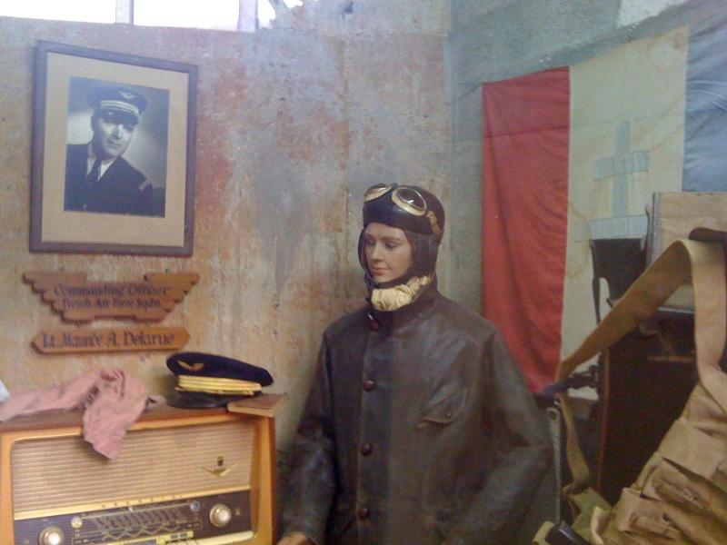 Le Musée du Mur de L'Atlantique - Batterie Todt Img_0023