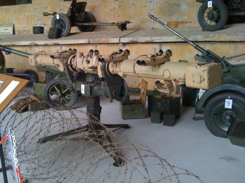 Le Musée du Mur de L'Atlantique - Batterie Todt Img_0027