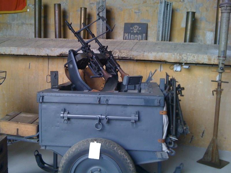 Le Musée du Mur de L'Atlantique - Batterie Todt Img_0028