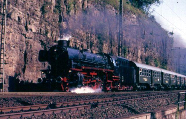 Dampflokomotive 41 360 120
