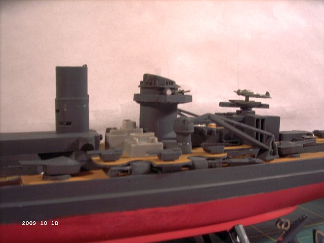 Baubericht Revell 05037 - Scharnhorst 1zu570 - FERTIG - Seite 3 135