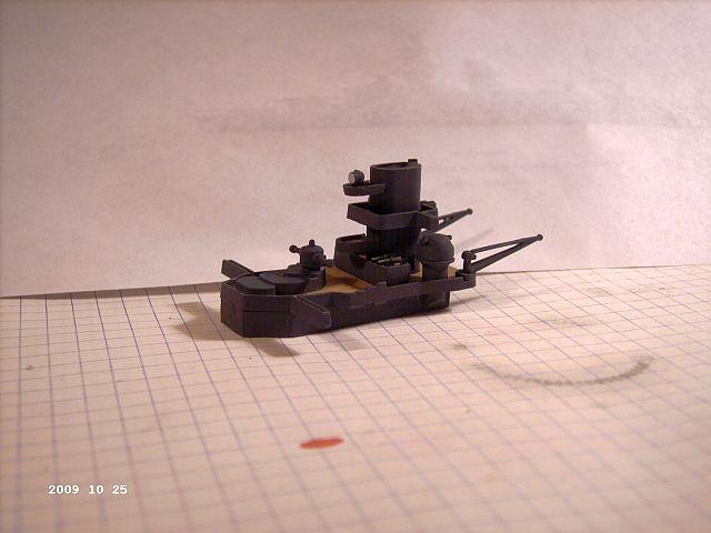 Baubericht Revell 05037 - Scharnhorst 1zu570 - FERTIG - Seite 3 137