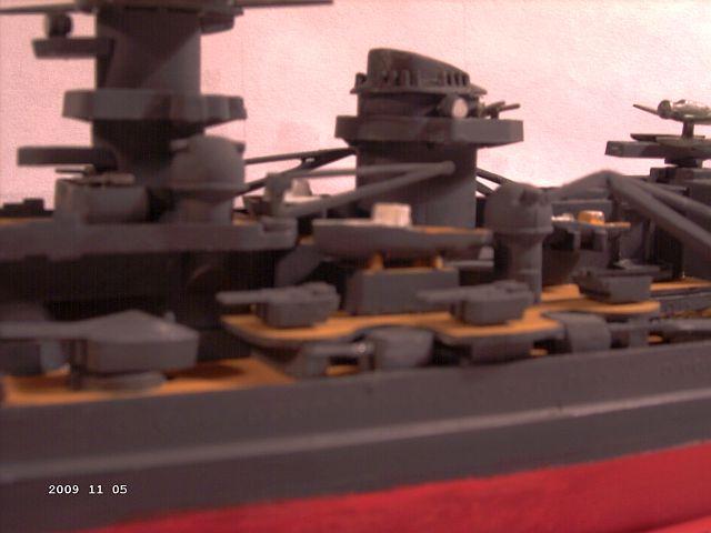 Baubericht Revell 05037 - Scharnhorst 1zu570 - FERTIG - Seite 3 139