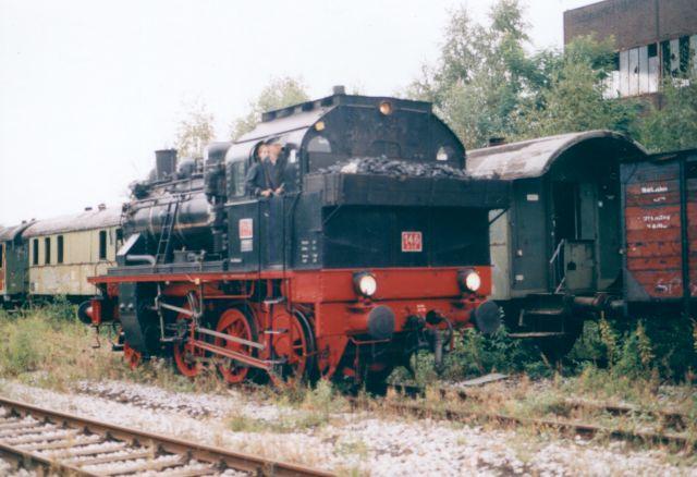 Dampflok BLE146 - Bauart Elna2 217