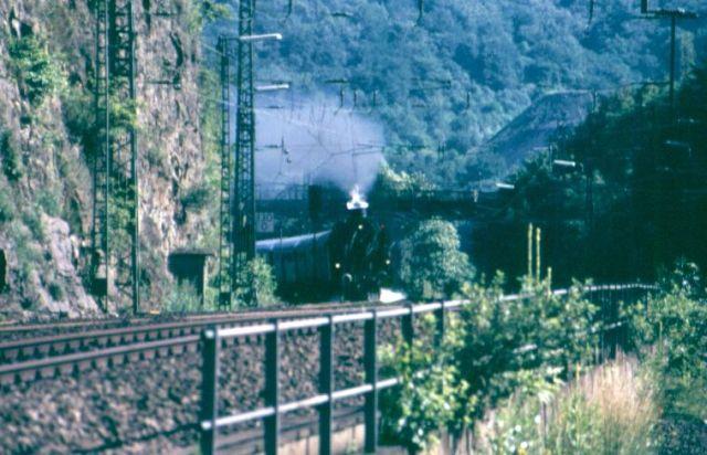 Dampflokomotive 41 360 218