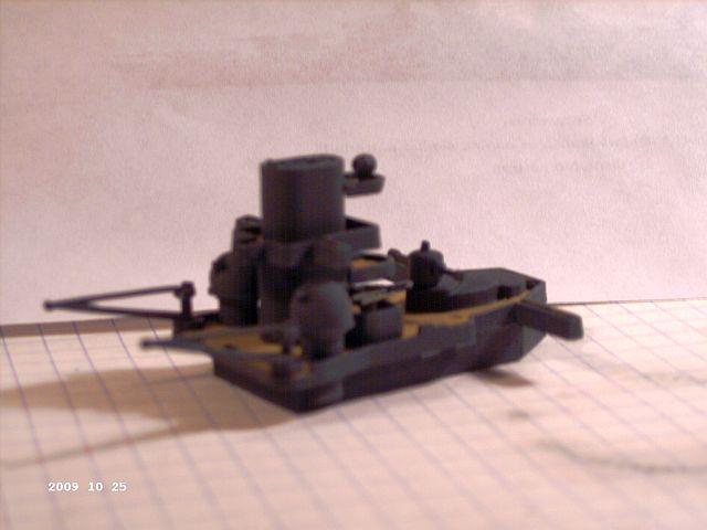 Baubericht Revell 05037 - Scharnhorst 1zu570 - FERTIG - Seite 3 2a10