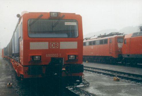 Cargosprinter Baureihe 690 325