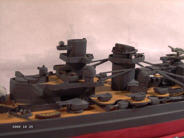 Baubericht Revell 05037 - Scharnhorst 1zu570 - FERTIG - Seite 3 326