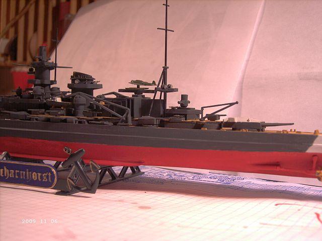 Baubericht Revell 05037 - Scharnhorst 1zu570 - FERTIG - Seite 4 329