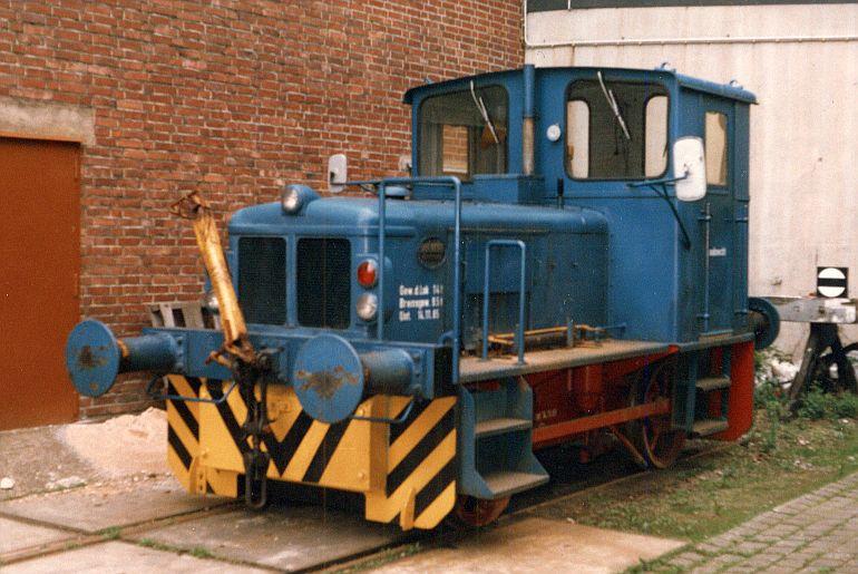 Deutz - Werkslok in Gevelsberg 515