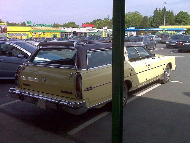 Ford LTD Station Wagon 1975er Ami310