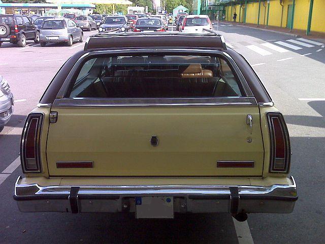 Ford LTD Station Wagon 1975er Ami410