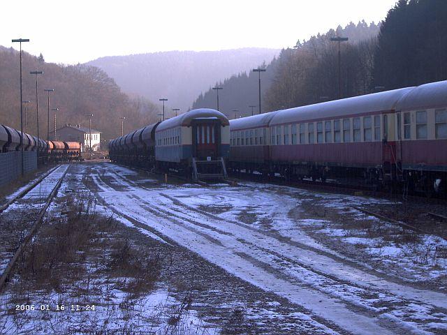 Brügge / Westfalen im Schnee Bragge14