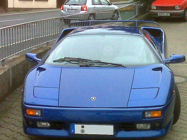 Lamborghini Diablo Roadster VT Diablo11