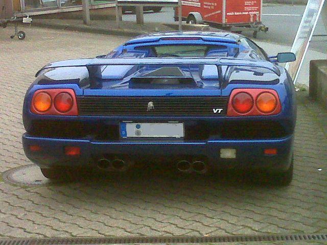 Lamborghini Diablo Roadster VT Diablo12