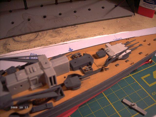 Baubericht Revell 05037 - Scharnhorst 1zu570 - FERTIG - Seite 2 P138