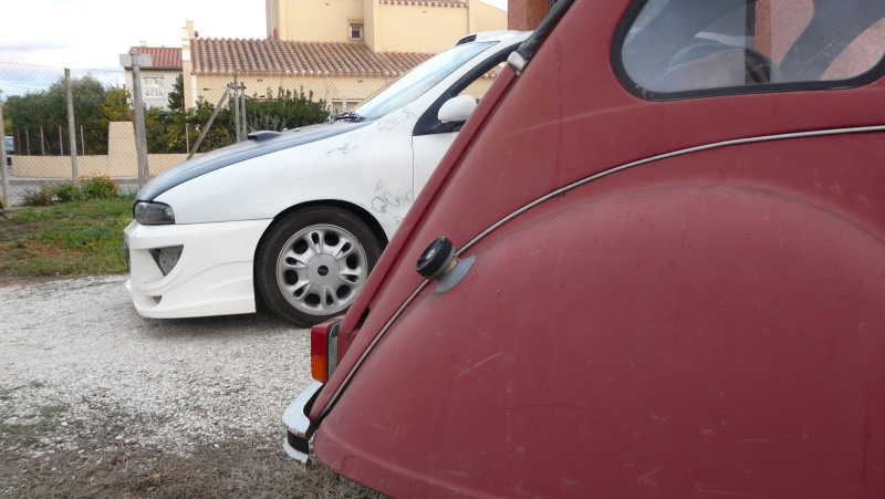 notre show car (fiat bravo) P1030631
