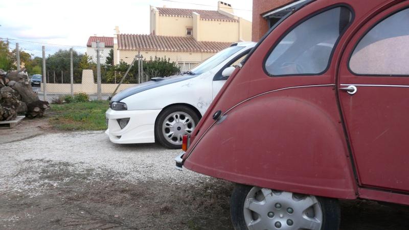notre show car (fiat bravo) P1030634