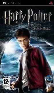 لعبة   2009 Harry Potter and the Half-Blood Prince Harry_10