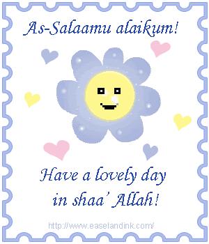 As-Salaamu alaikum graphics (includes wa alaikumu salaam) - Page 2 Flower10