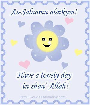 As-Salaamu alaikum graphics (includes wa alaikumu salaam) - Page 2 Flower11