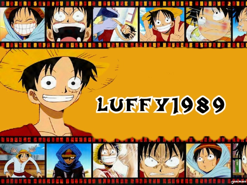 luffy élastique man By_ism14
