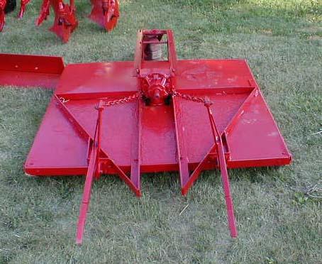 الجرار الزراعى1957 IH 350 Utility Tractor 05118011