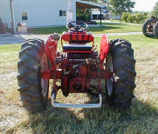 الجرار الزراعى1957 IH 350 Utility Tractor 350u_r10
