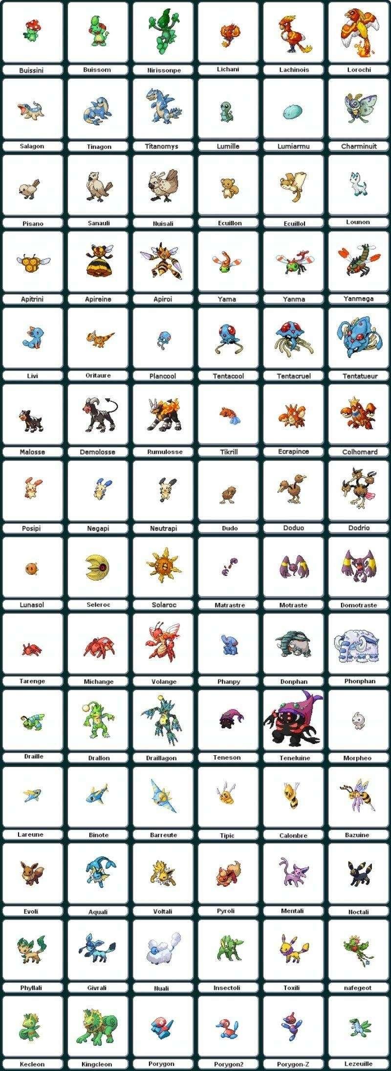 Les Nouveaux Pokémons 11111011