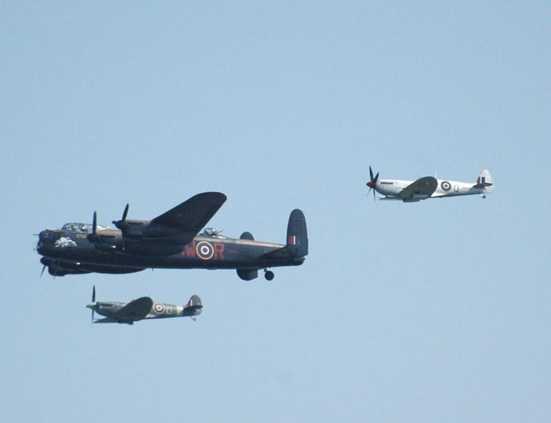 Le 6 juin en Normandie avec France 44 Dsc45410