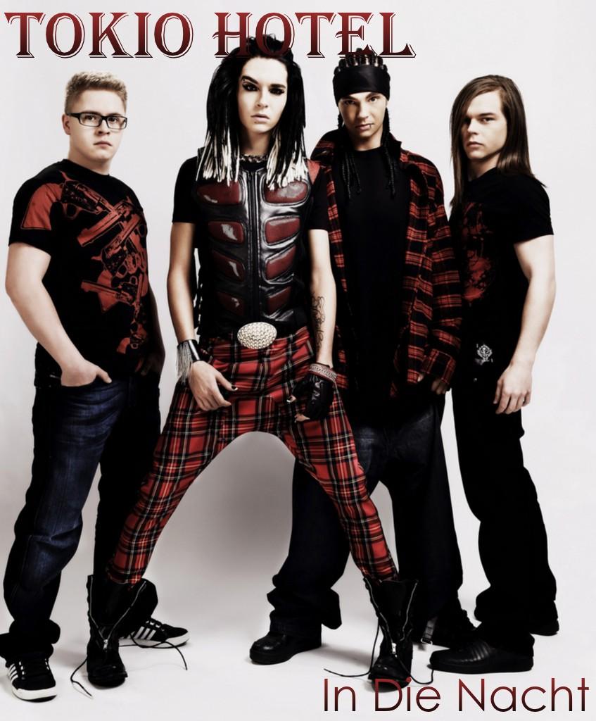 Tokio Hotel In Die Nacht Foro