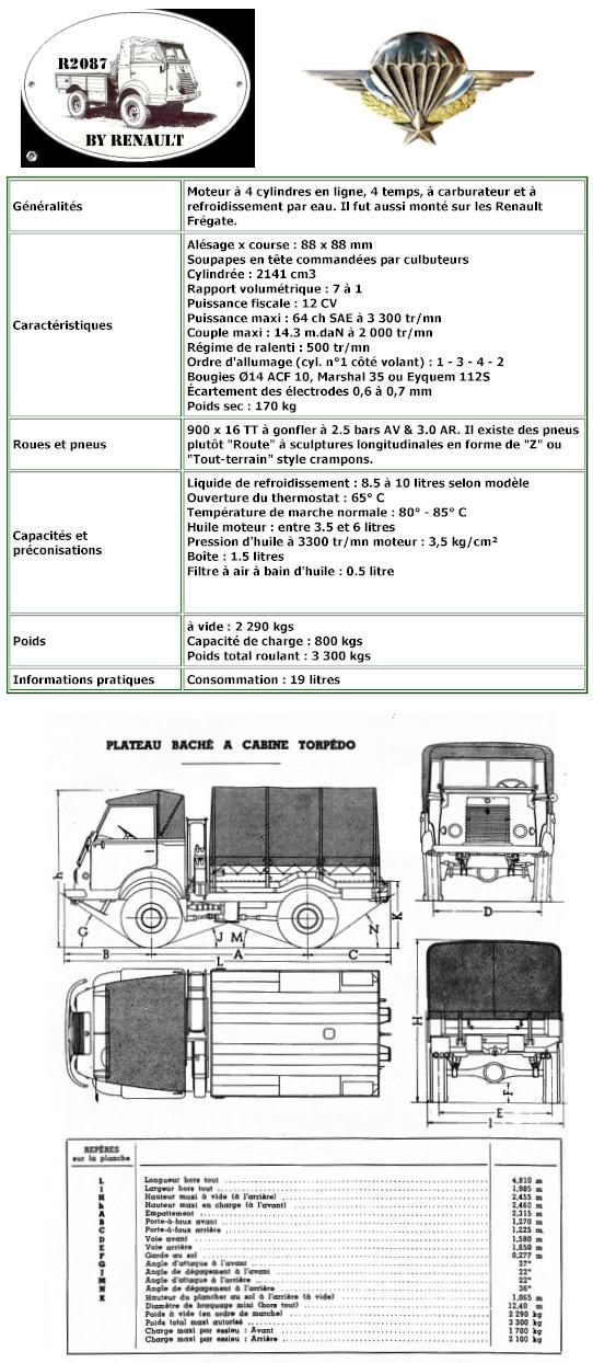 Goelette Renault R2087 Goelet10