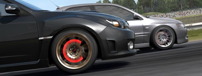Forza Motorsport 3 (Turn 10) Evo_vs10