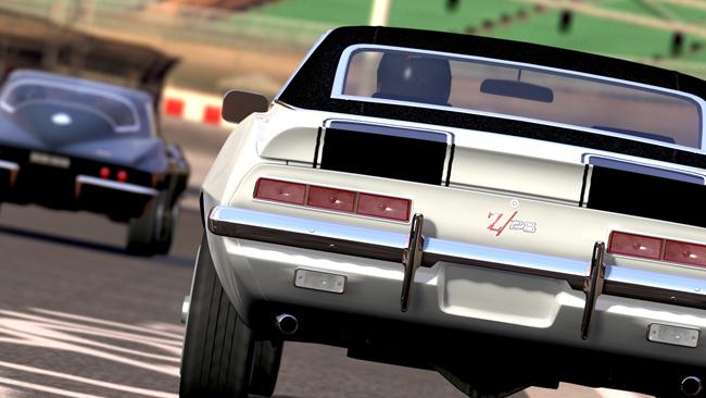 Forza Motorsport 3 (Turn 10) Muscle10