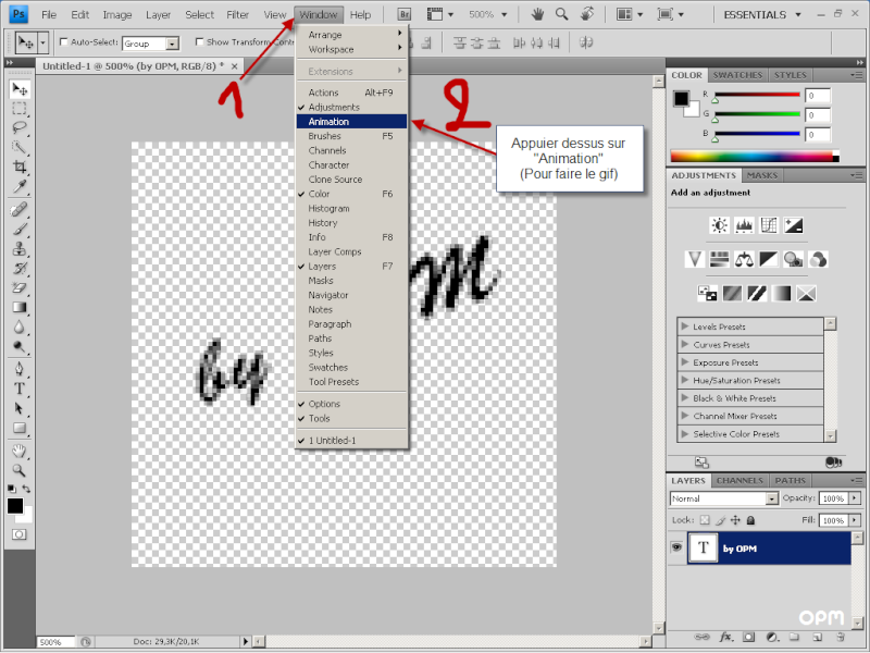Faire des gifs avec Photoshop 28_0810
