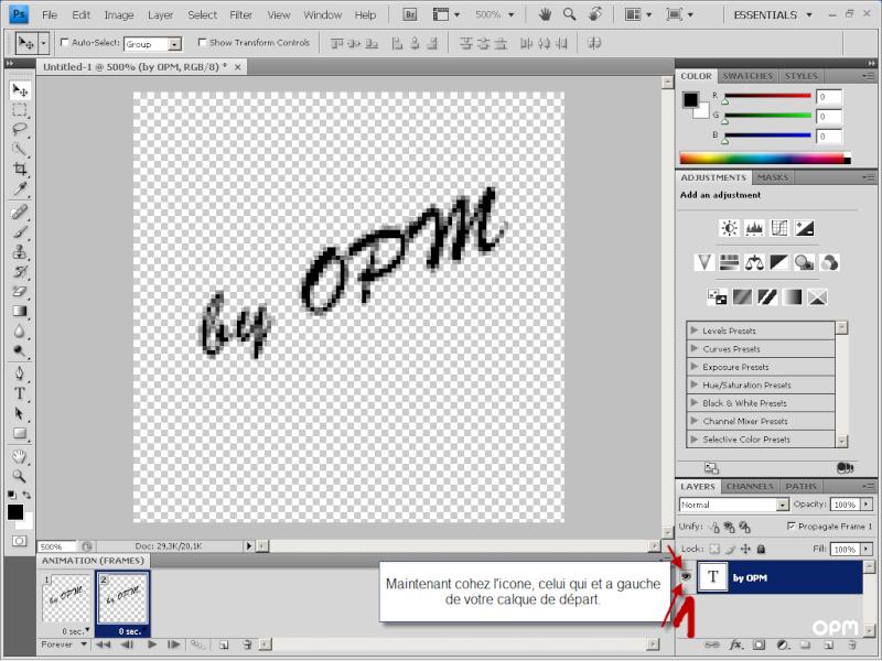 Faire des gifs avec Photoshop 28_1010