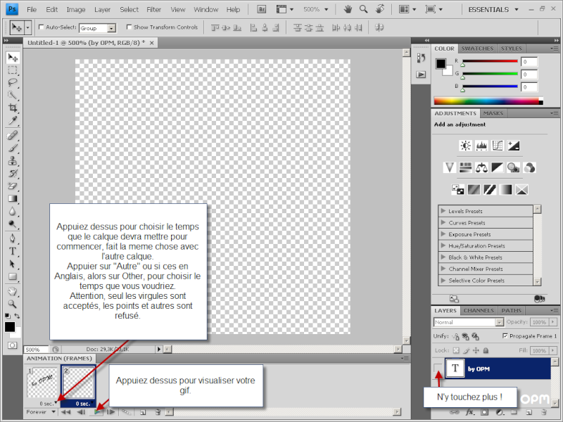 Faire des gifs avec Photoshop 28_1110