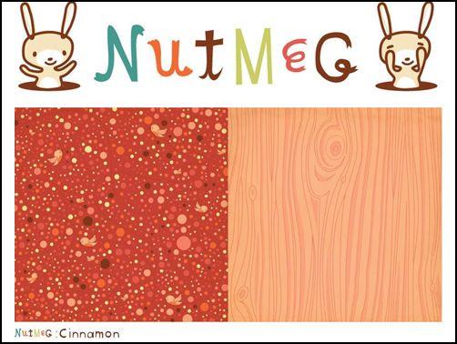 Cosmo Cricket - Nutmeg Captur94