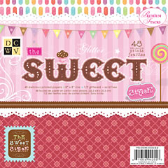 DCWV - The Sweet - 8x8 Ps-00610