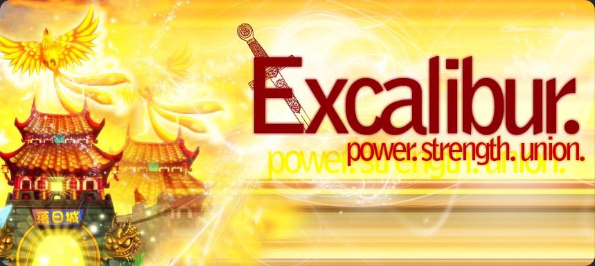Excalibur Tribe - Destiny OnLine
