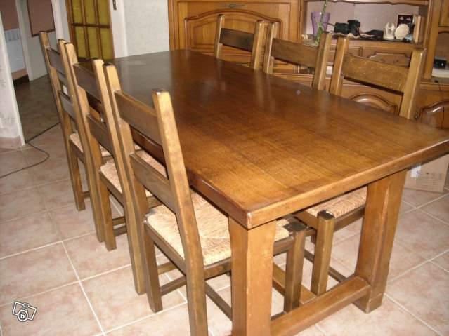 vends table de salle a manger 31525910