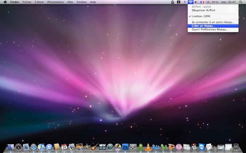 **TUTO** Utiliser son iPhone comme Modem avec PdaNet (MAC) Image_11