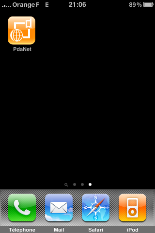 **TUTO** Utiliser son iPhone comme Modem avec PdaNet (MAC) Img_0016