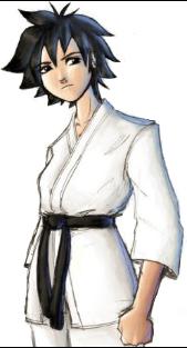 mortelle petite sadeth Karate10