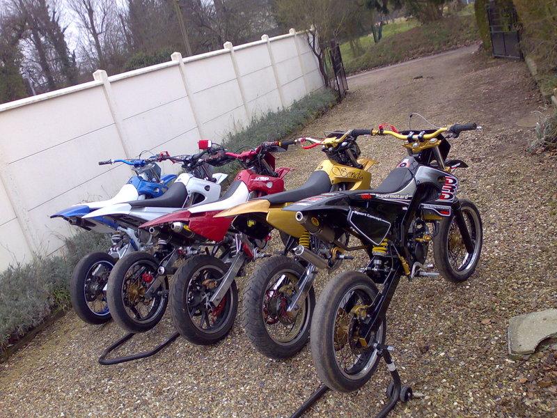 50cc motor's