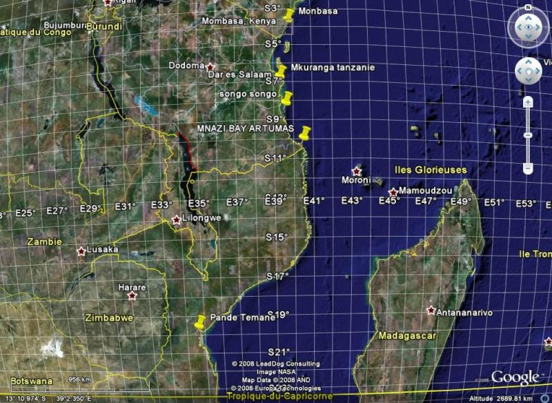 Position des champs Artumas Export10